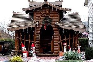 Linos S. (Kaunas) kalėdinė dekoracija
