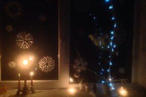 Gražinos U. (Rokiškis) kalėdinė dekoracija