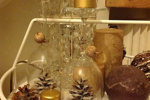 Reginos kalėdinė dekoracija