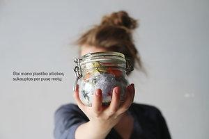 Austėja Platūkytė: Zero Waste – gyvenimo būdas be atliekų
