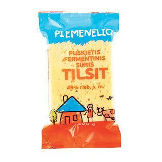 """Gamintojo nuotr./""""Piemenėlio"""" sūris TILSIT"""