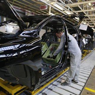 Automobilių gamykla