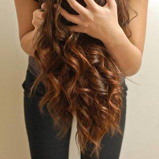 Ilgi plaukai