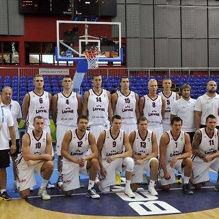 Latvijos krepšinio rinktinė