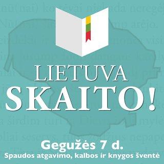 """""""Lietuva skaito!"""""""
