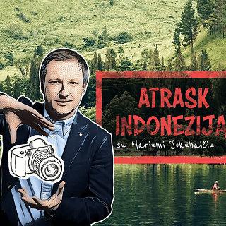 """""""Atrask Indoneziją"""""""