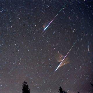 Perseidų meteorų lietus