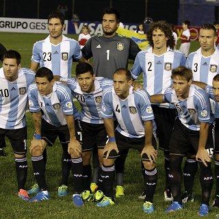 Argentinos futbolo rinktinė
