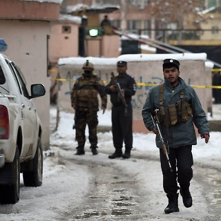 Afganistano karas