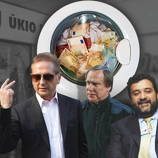 """Troika Laundromat / ŪkioLeaks"""