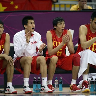 Kinijos krepšinio rinktinė