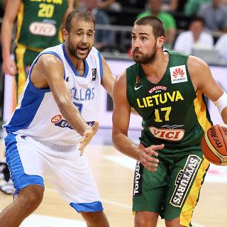 Graikijos krepšinio rinktinė