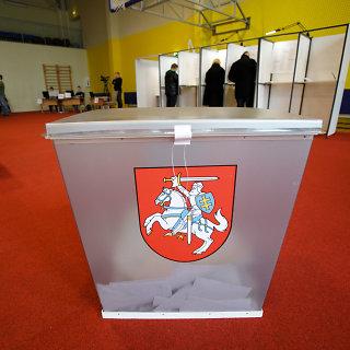 Rinkimai Lietuvoje