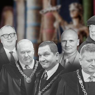 Teisėjų korupcijos byla