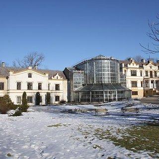 Kretingos muziejus (žiemos sodas)