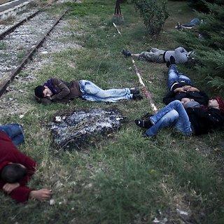 Nelegalūs migrantai