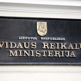 Lietuvos Respublikos Vidaus reikalų ministerija (VRM)