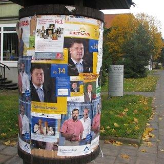 Politinė reklama