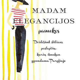 """""""Madam elegancijos pamokos"""" (knyga)"""