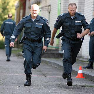 Vilniaus rajono policijos komisariatas