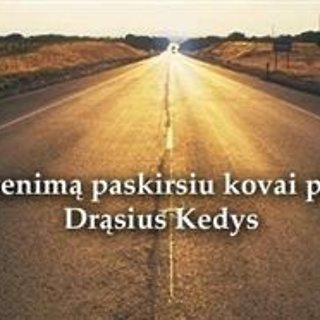 """""""Drąsiaus kelias"""""""
