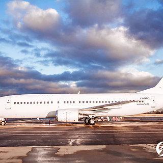 """""""GetJet Airlines"""""""