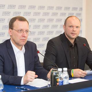 Antikorupcinė N.Puteikio ir K.Krivicko koalicija