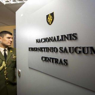 Nacionalinis kibernetinio saugumo centras (NKSC)
