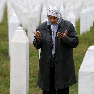 Srebrenicos žudynės