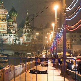 Nužudytas Borisas Nemcovas