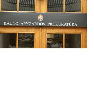 Kauno apygardos prokuratūra