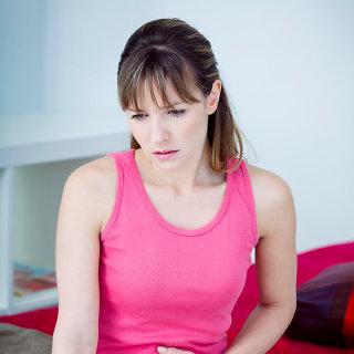 Priešmenstruacinis sindromas (PMS)
