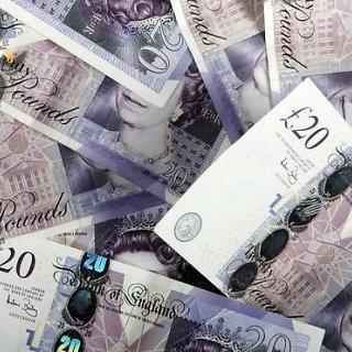 Didžiosios Britanijos svaras sterlingų