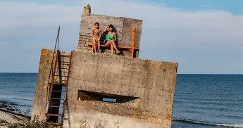 Romantiškoji Sarema – idiliška ramybė ir akmenuoti paplūdimiai