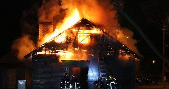 Tiesioginė transliacija iš tėviškės ir kiti būdai apsaugoti sodybą: grėsmių reitingo viršuje – gaisrai