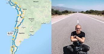80 000 kilometrų motociklu įveikęs fotomenininkas T.Adomavičius apie rojų žemėje, kelionių magiją ir kodėl nėra kelio atgal