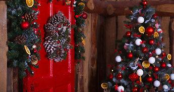 Kviečiame dalintis savo kalėdinių puošmenų nuotraukomis!