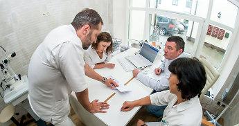 Naujos lazerinės procedūros regos korekcijai – dar saugesnės