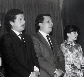 """""""Wikimedia Commons"""" nuotr./Kandidatas į prezidentus Luisas Carlosas Galánas ir teisingumo ministras Rodrigo Lara buvo nužudyti P.Escobaro nurodymu"""