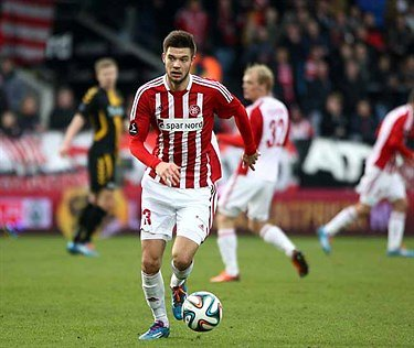 http://fodbold.aabsport.dk nuotr./Lukas Spalvis