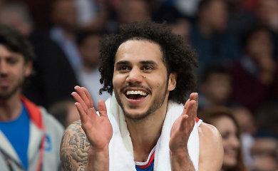 "Shane'as Larkinas į NBA nesikels – lieka ""Anadolu Efes"" gretose"