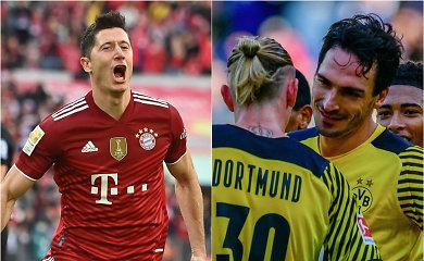 """Bundeslygoje įsibėgėja pergales iškovojusių """"Bayern"""" ir """"Borussia"""" peštynės"""