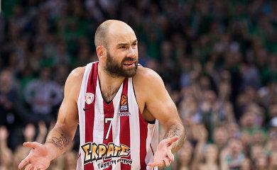 """Apogėjus: """"Olympiakos"""" nežais Graikijos atkrintamosiose kovose ir kris į 2-ąją lygą"""