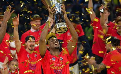 """""""Barcelona"""" ir """"Anadolu Efes"""" metė tinklus ant rezultatyviausio Eurolygos čempionų žaidėjo"""
