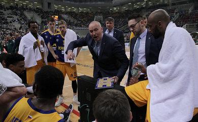 """R.Kurtinaičio """"Chimki"""" uždominavo Rusijoje – iki finalo liko tik žingsnis"""