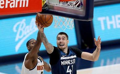 Paskutinės minutės keitimas: NBA žaidėjas neatstovaus Ispanijos rinktinei
