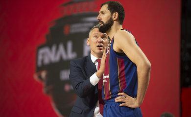 """Eurolygos kapitonų apklausoje – """"Barcelona"""" atstovų dominavimas"""