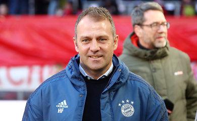 """""""Bayern"""" pasitikėjimas tik laikinuoju tapti turėjusiu treneriu – pasirašyta nauja sutartis"""