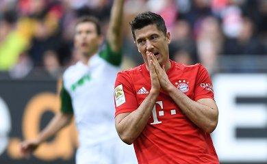 """Vokietijoje – dramatiškai prarasti """"Bayern"""" futbolininkų taškai"""