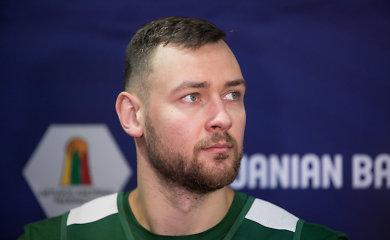 Donatas Motiejūnas surinko net 30 naudingumo balų mače su Eurolygos komanda